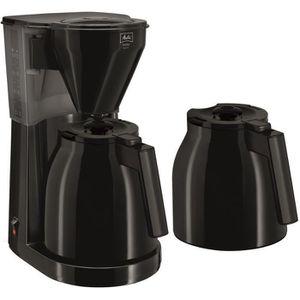 CAFETIÈRE MELITTA 1010-061 Cafetière filtre avec 2 verseuses