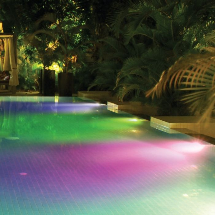 Ampoule led par56 10w 12v multicolore achat vente for Ampoule pour piscine