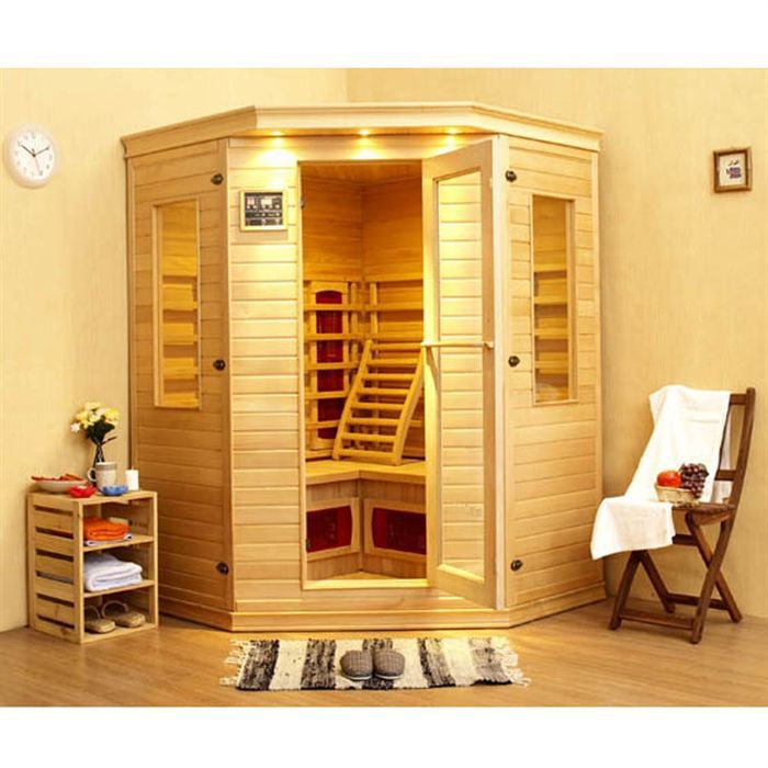 sauna 2 places kokido malm achat vente kit sauna sauna 2 places malm soldes d t cdiscount. Black Bedroom Furniture Sets. Home Design Ideas