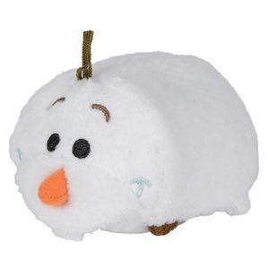 PELUCHE LA REINE DES NEIGES Tsum Tsum Olaf Mini Peluche