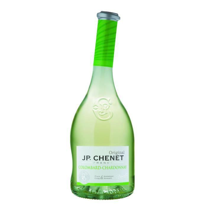 VIN BLANC JP Chenet 2016 IGP Pays d'Oc - Vin blanc du Langue