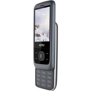 Téléphone portable Echo Slide Bleu Ardoise - Coulissant