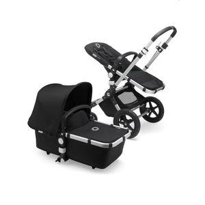 Bugaboo cameleon bébé poussette Accoudoir Couverture Poignée Landau châssis accessoires BLK