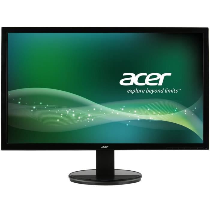 acer k242hlbd ecran 24 prix pas cher cdiscount. Black Bedroom Furniture Sets. Home Design Ideas
