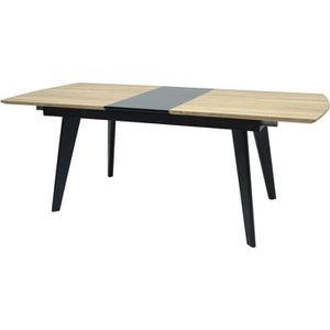 TABLE À MANGER SEULE DONNA Table à manger console extensible - 6-8 pers