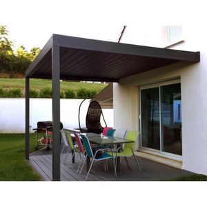 pergola achat vente pas cher cdiscount page 97. Black Bedroom Furniture Sets. Home Design Ideas