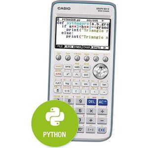 CALCULATRICE CASIO Calculatrice Graphique GRAPH90+E Mode Examen