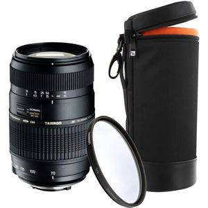 PACK ACCESSOIRES PHOTO Pack TAMRON AF 70-300 mm/f4-5.6 DiII LD Macro 1/2