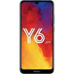 SMARTPHONE HUAWEI Y6 2019 Bleu 32 Go