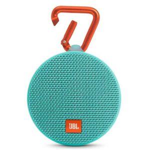 ENCEINTE NOMADE JBL CLIP 2 Enceinte Bluetooth Waterproof Menthe