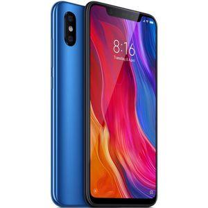 Achat Téléphone portable XIAOMI Mi 8 64 Go Bleu pas cher