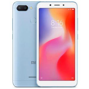 SMARTPHONE XIAOMI Redmi 6 32 Go Bleu