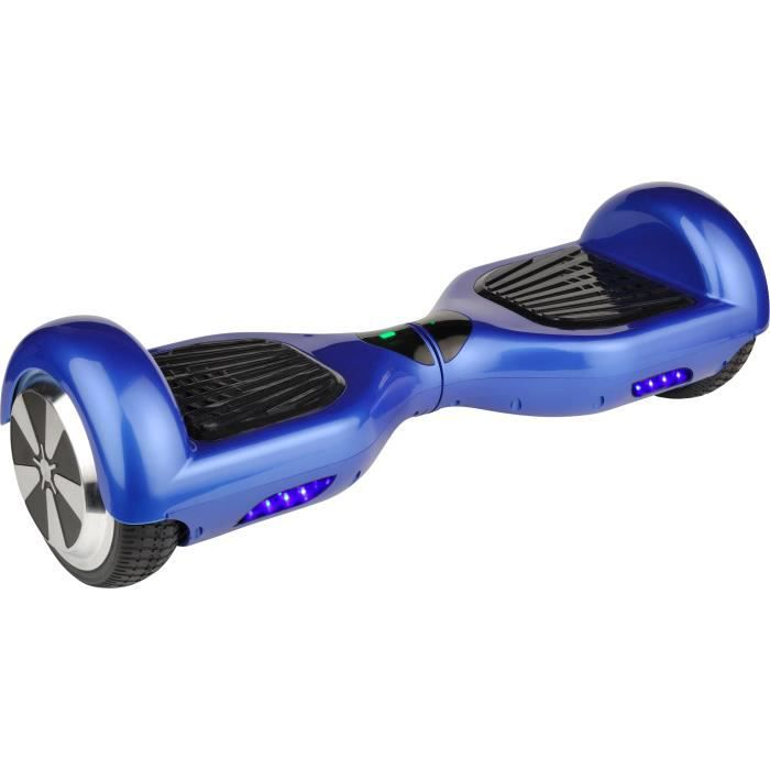 mpman hoverboard gyropode 350w bleu achat vente hoverboard mpman hoverboard 350w cdiscount. Black Bedroom Furniture Sets. Home Design Ideas