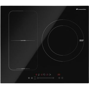 PLAQUE INDUCTION CONTINENTAL EDISON Table de cuisson induction 3 zo