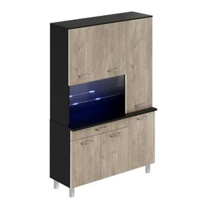 buffet maisonnerie achat vente buffet maisonnerie pas cher cdiscount. Black Bedroom Furniture Sets. Home Design Ideas