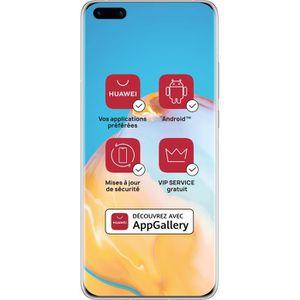 SMARTPHONE HUAWEI P40 Pro Elsa Gray 256 Go (Services Google n