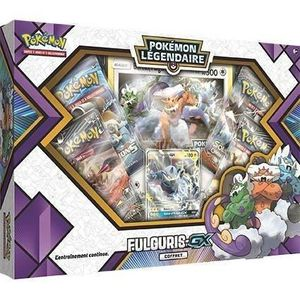 CARTE A COLLECTIONNER POKEMON - Coffret Pokémon Septembre 2018 - FULGURI