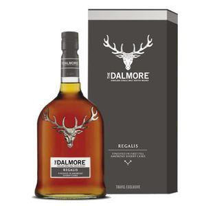WHISKY BOURBON SCOTCH Dalmore Regalis 1L  40°
