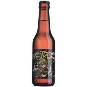 BIÈRE CUVEE DES TROLLS - Bière Blonde - 7,0° - 25 cl