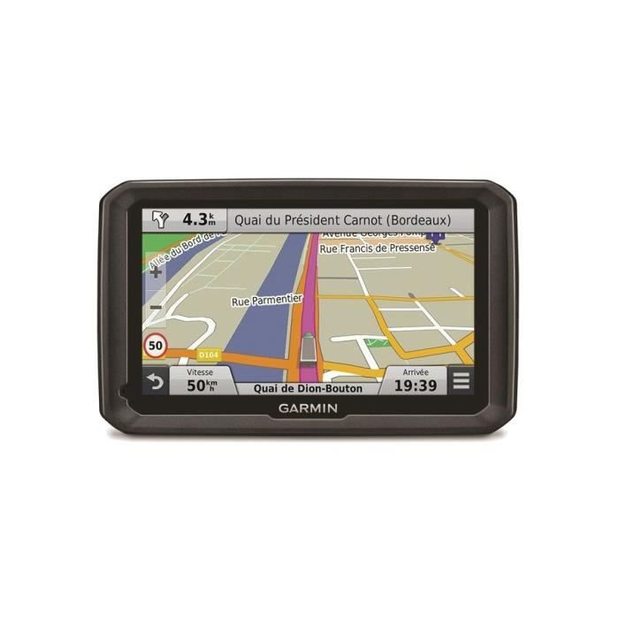 carte gps tomtom pour camion. Black Bedroom Furniture Sets. Home Design Ideas