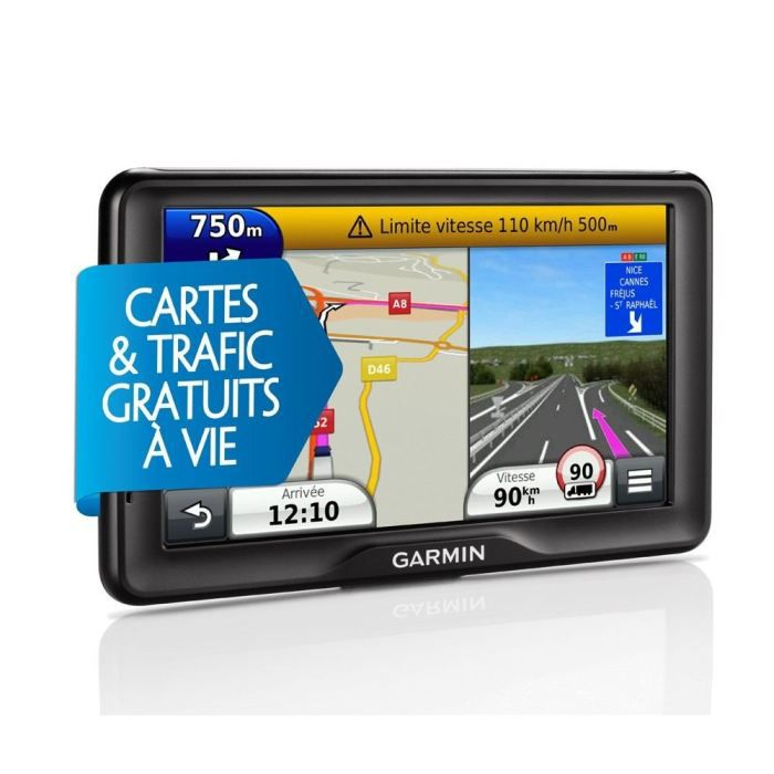 achat carte europe gps garmin