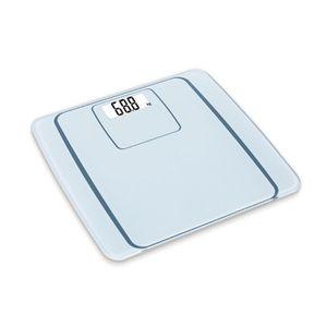 PÈSE-PERSONNE OGO 7920020 Pèse-personne avec plateau en verre Ap