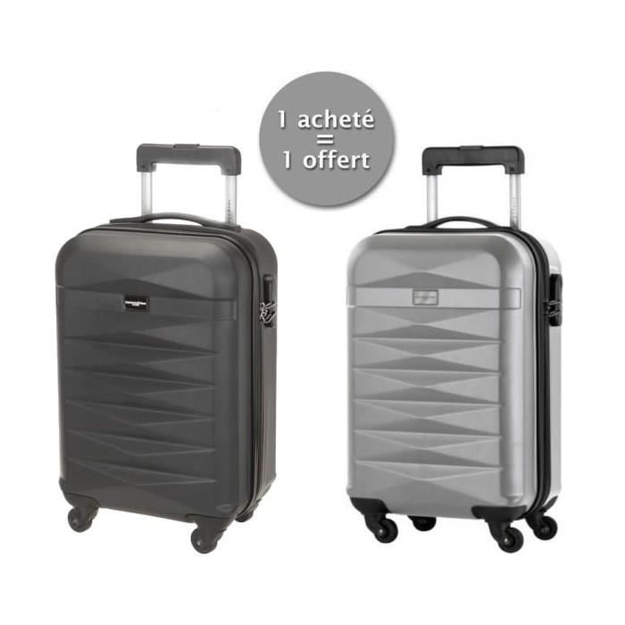 SET DE VALISES MANOUKIAN Set de 2 Valises Cabine low Cost Rigide