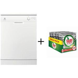 LAVE-VAISSELLE ELECTROLUX ESF5207LOW - Lave vaisselle posable - 1