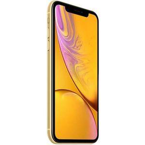 SMARTPHONE APPLE iPhone Xr Jaune 64 Go Reconditionné - Etat C