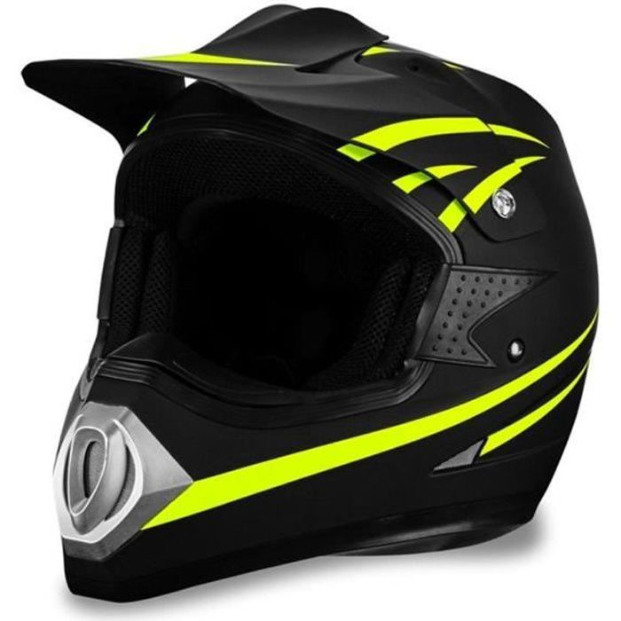 casque moto cross enfant achat vente casque moto cross enfant pas cher soldes d s le 10. Black Bedroom Furniture Sets. Home Design Ideas