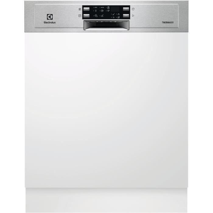 Electrolux Esi5524lox Lave Vaisselle Encastrable 13 Couverts 47 Db A Larg 60 Cm