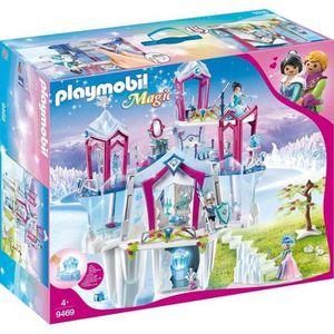 UNIVERS MINIATURE PLAYMOBIL 9469 - Magic - Palais de Cristal - Nouve