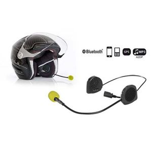INTERCOM MOTO Kit main libre bluetooth TWIINS D2-LSA