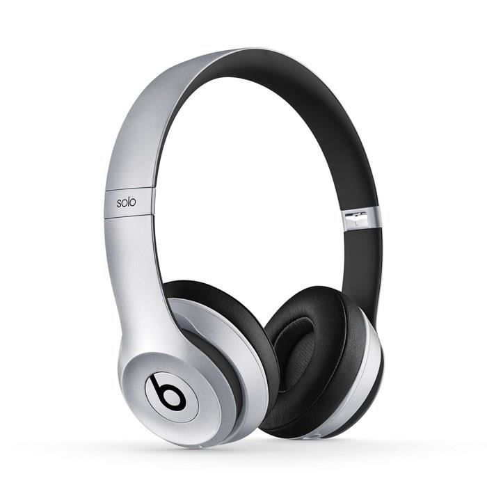 beats solo 2 wireless casque audio bluetooth gris sid ral. Black Bedroom Furniture Sets. Home Design Ideas