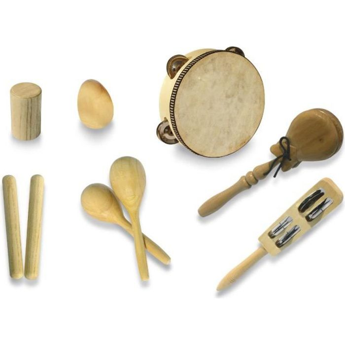 instruments percussions