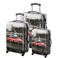 SET DE VALISES COM8 Set de 3 valises trolley APO
