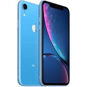 SMARTPHONE APPLE iPhone Xr Bleu 64 Go Reconditionné - Etat Co