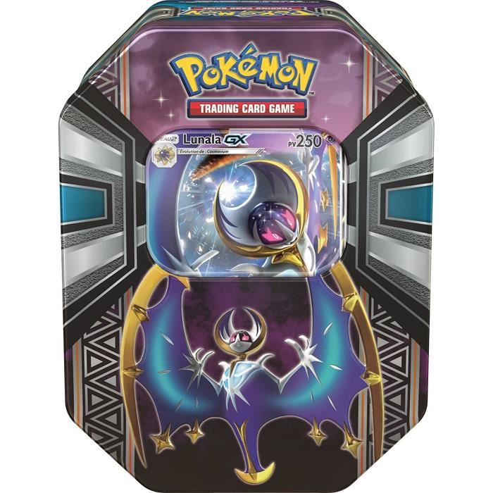 CARTE A COLLECTIONNER POKEMON - Pokébox de Pâques 2017 Lunala