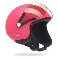 CASQUE MOTO SCOOTER Casque Jet scooter moto NEXX X60 VisionPlus rose