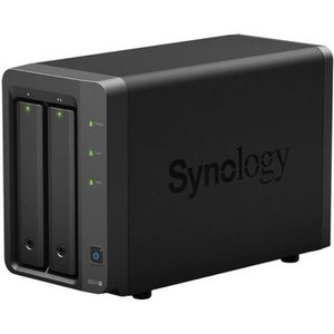 SERVEUR STOCKAGE - NAS  Synology serveur NAS 2 baies DS215+