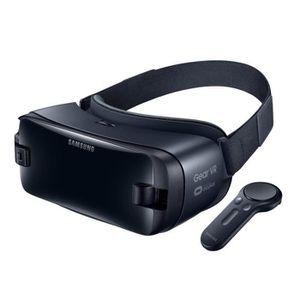 CASQUE RÉALITÉ VIRTUELLE Samsung casque Gear VR avec contrôleur anthracite