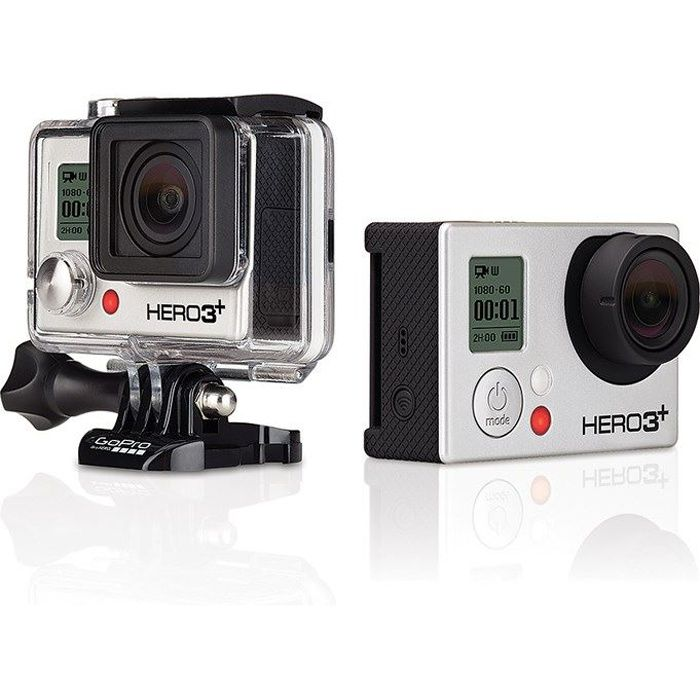 CAMÉRA SPORT GoPro HERO 3+ Black Adventure