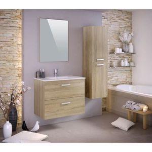 SALLE DE BAIN COMPLETE STELLA Ensemble salle de bain simple vasque avec c