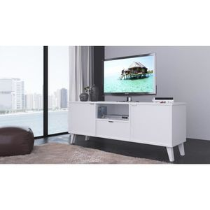 meuble tv haut achat vente meuble tv haut pas cher. Black Bedroom Furniture Sets. Home Design Ideas