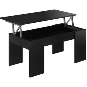 Table basse achat vente table basse pas cher cdiscount for Table basse qui se leve