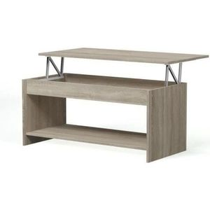 TABLE BASSE HAPPY Table basse transformable style contemporain