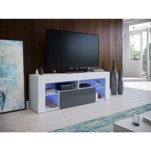meuble tv de 35 cm de largeur achat vente meuble tv de 35 cm de largeur pas cher soldes. Black Bedroom Furniture Sets. Home Design Ideas