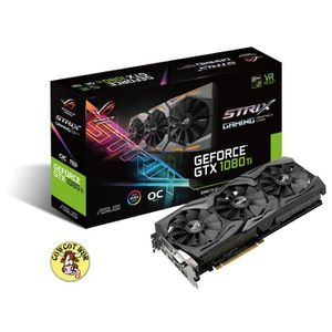 CARTE GRAPHIQUE INTERNE Asus Carte graphique GeForce® GTX 1080 Ti STRIX-GT