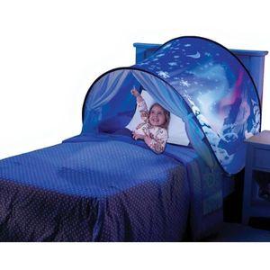 TENTE TUNNEL D'ACTIVITÉ DREAM TENTS Tente de lit Hiver - Vu à la télé