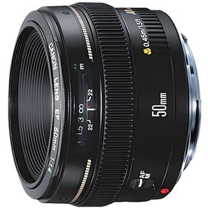 OBJECTIF CANON EF 50mm f/1.4 USM